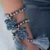 Jil d hostun, bijoux boheme, sautoirs papillons, bijoux boho chic, bijoux bohemian, sautoirs daisy, bijoux rock, bijoux femme boheme,