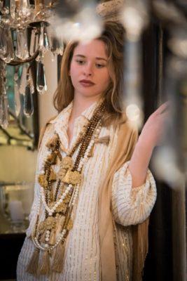 bohemian jewelry, bohemian necklaces, Jil d hostun, bohemian ring, chic boho ring, boho necklace, butterfly necklace, love necklace, luxury jewelry