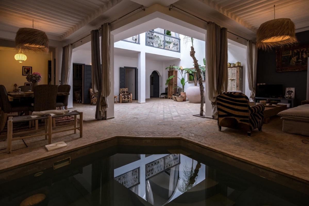 Ryad may by jil d hostun, Jil d hostun, Ryad marrakech, Ryad may by jil d hostun marrakech, ryad pas cher marrakech, magnifique ryad marrakech,